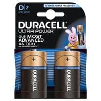 Duracell Ultra Power - D Size
